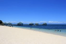 beautiful beach in batangas philippines