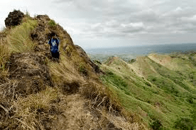 Hiking in Mount Batulao in Nasugbu Batangas
