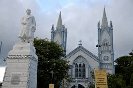 immaculate conception cathedral in puerto princesa palawan philippines