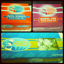 hopia products in baker's hill puerto princesa palawan philippines