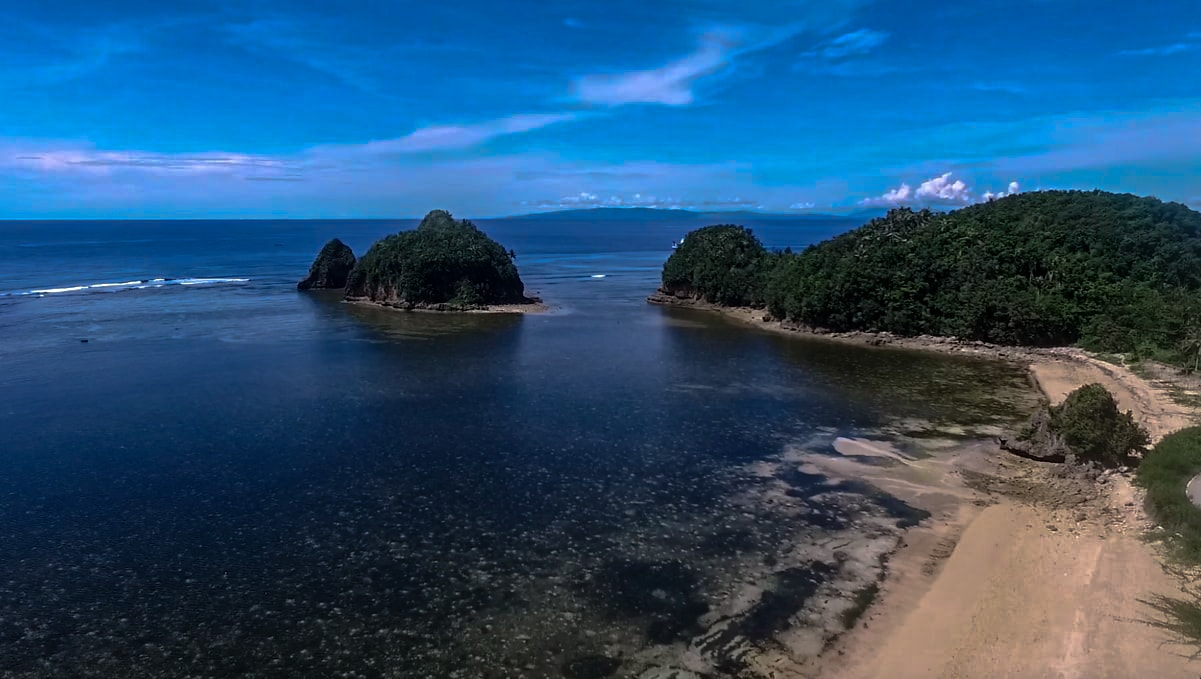 Twin rock beach resort in catanduanes philippines
