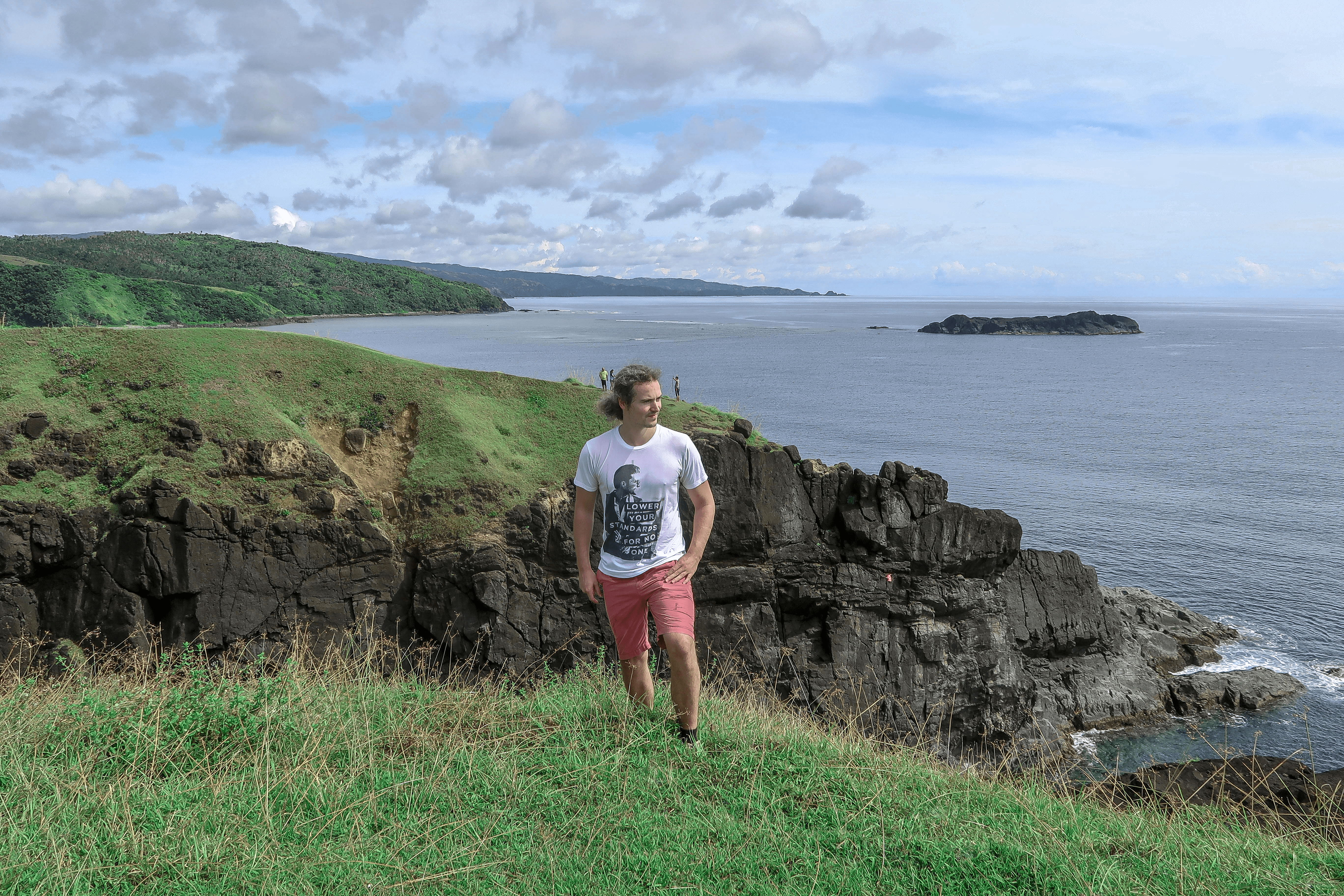 Lenny through paradise with point binurong catanduanes philippines